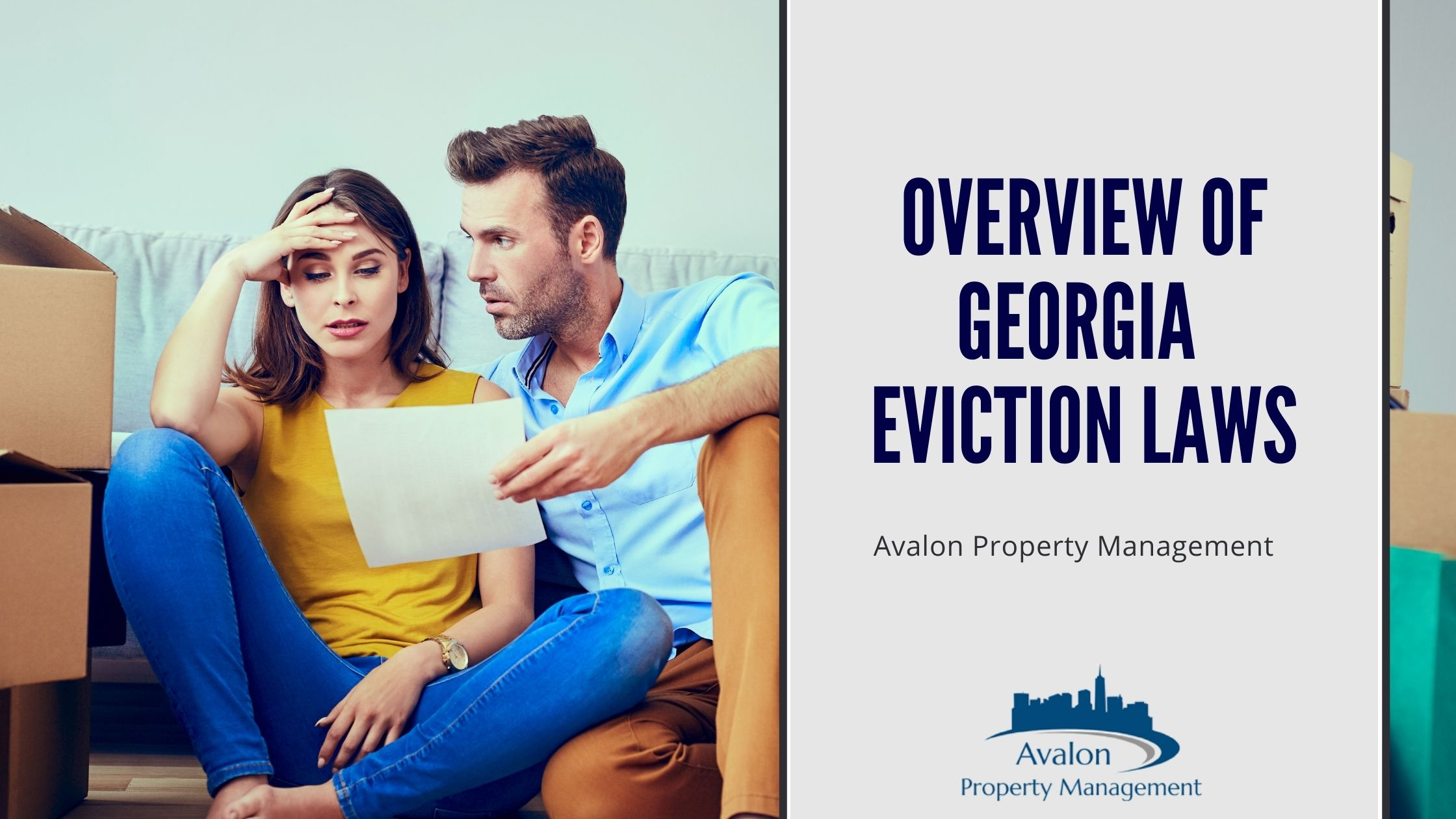 Eviction Process In Georgia Avalon Property Management Writ laws in ga